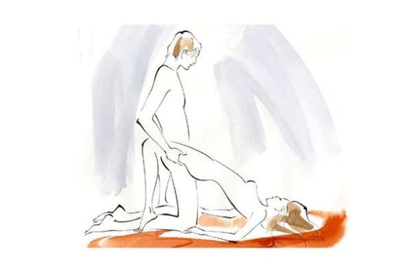 Рисунки Поз Секса