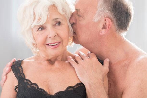 Секс В Старом Возрасте