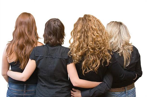 Все сексуальные секреты блондинок, брюнеток, шатенок и рыженьких